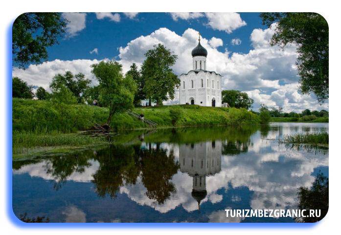 Свято-Боголюбский женский монастырь - Боголюбово, Владимирская область