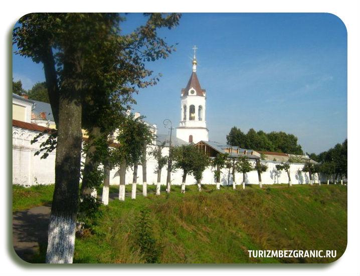 Рождественский монастырь во Владимире