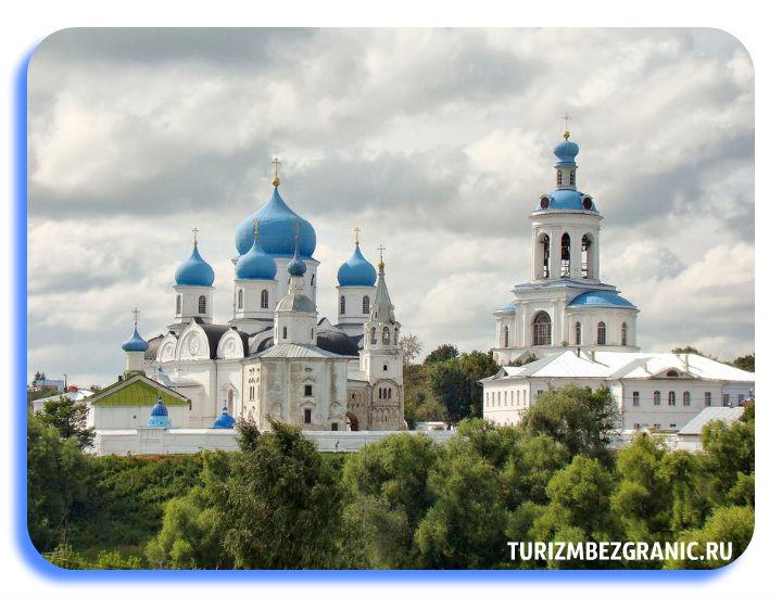 Свято-Боголюбский Монастырь сегодня