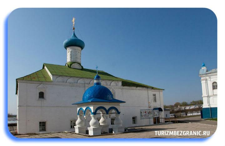 Благовещенская Трапезная церковь