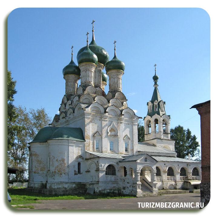 Богородице-Успенская церковь во Владимире