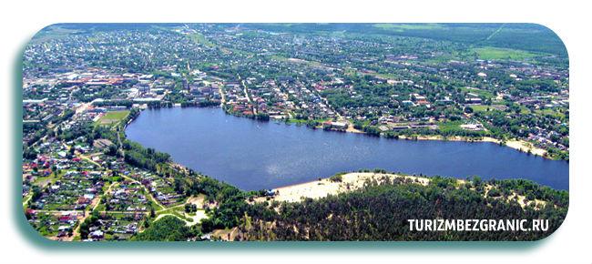 Панорама города Гусь-Хрустальный