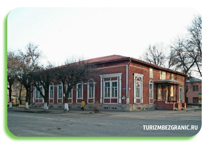 Здание типографии в Муроме