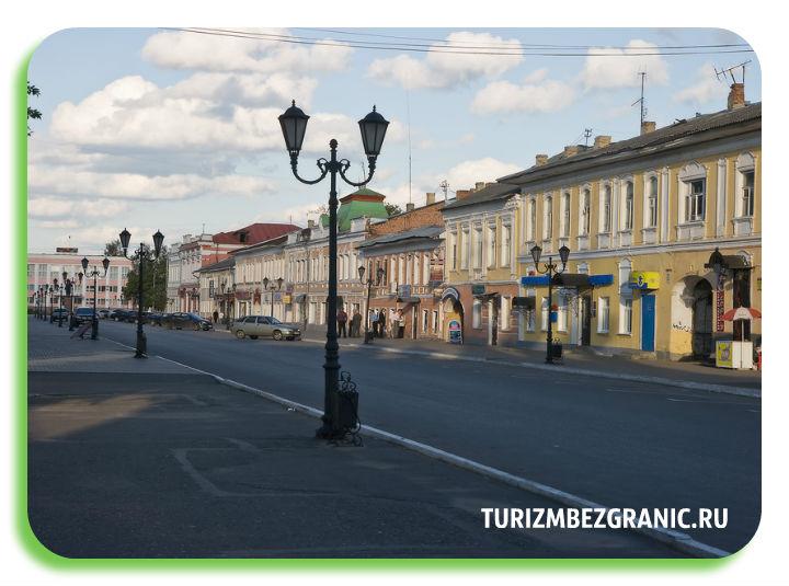 Улицы Мурома