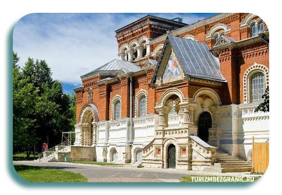Георгиевский собор - музей хрусталя