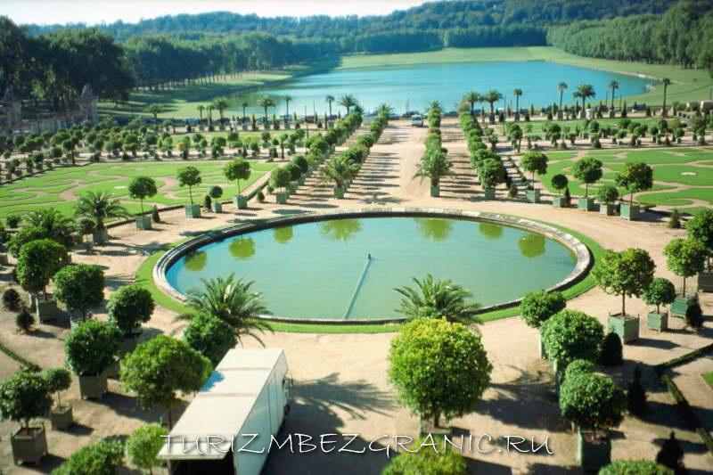 10 Версальские сады