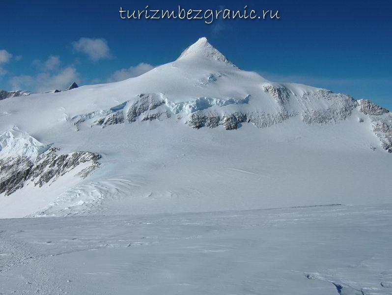 Гора Винсон