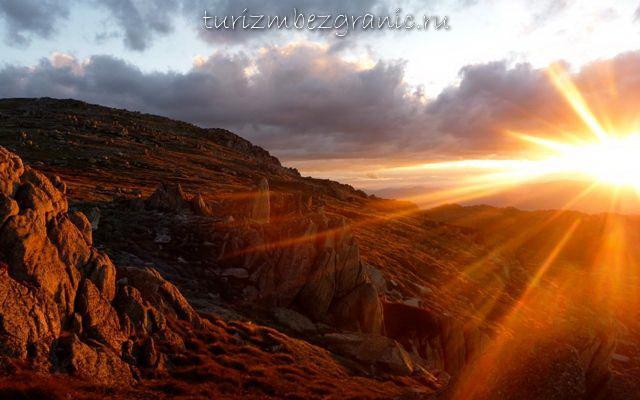 гора Косцюшко, Костюшко, Австралия