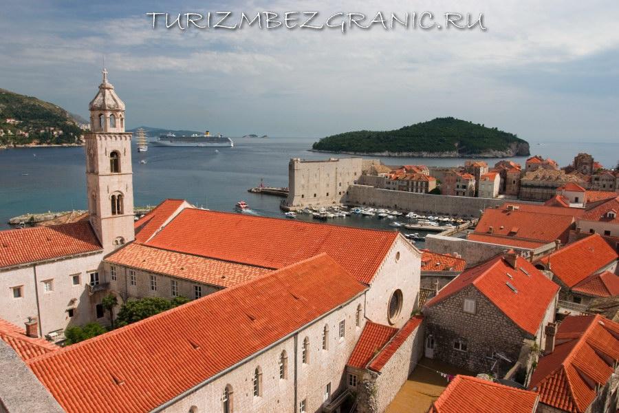 Монастырь Доминиканцев в Дубровнике