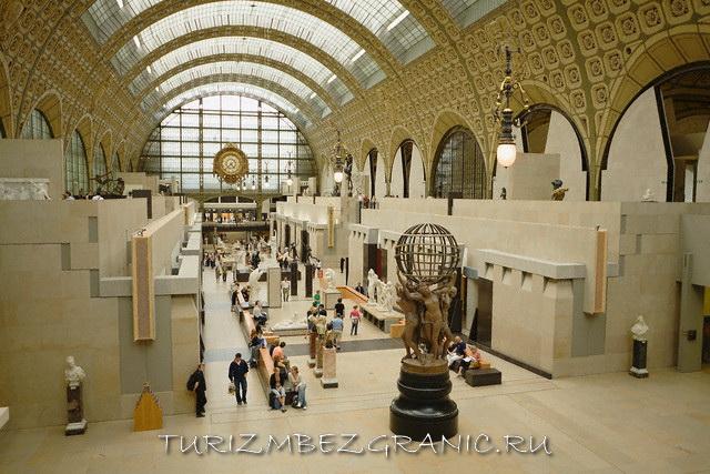 Музей Д'Орсей