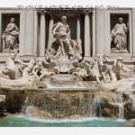 Скульптуры фонтана Треви