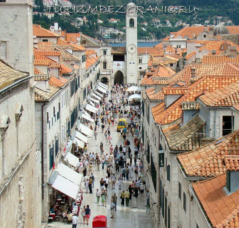 Дубровник - Старый город