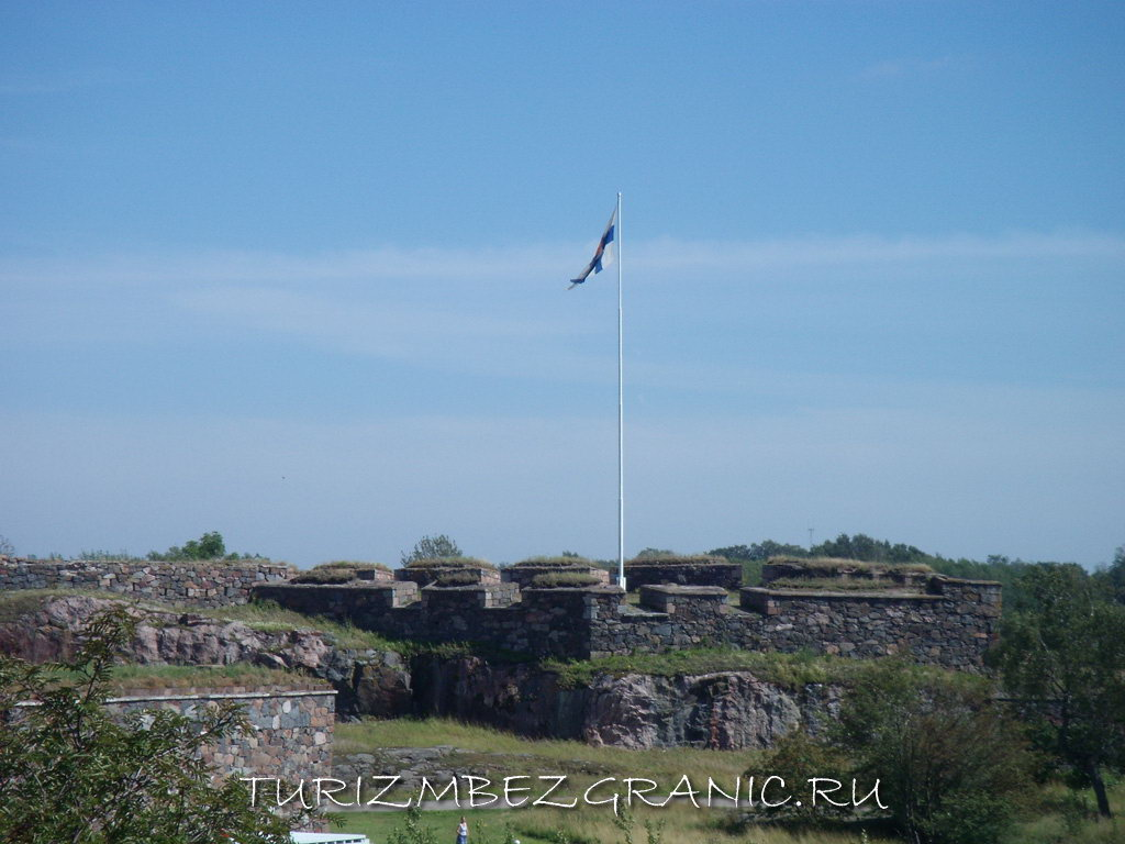 Крепость Suomenlinna-1
