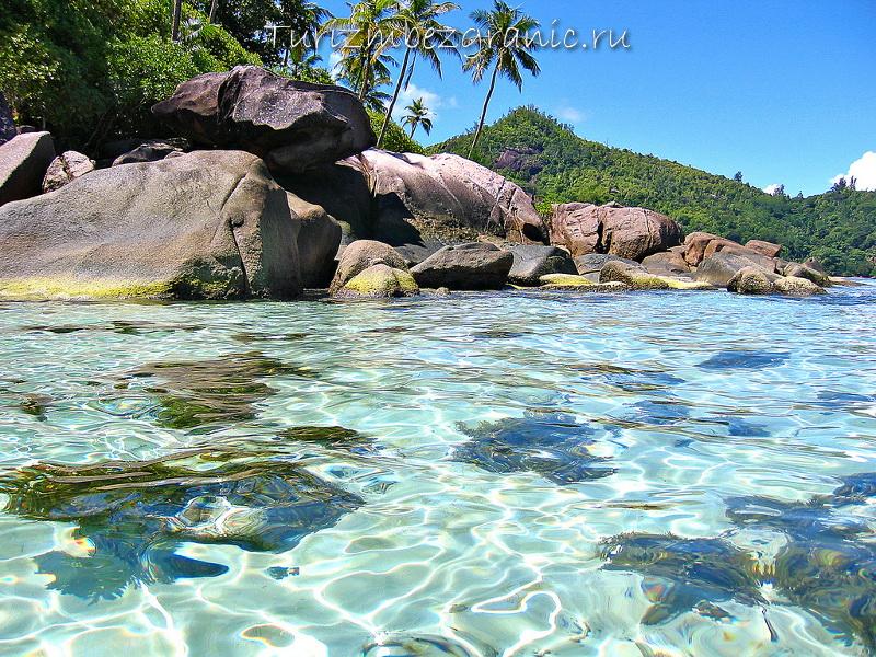 Ла Диг. Сейшельские острова