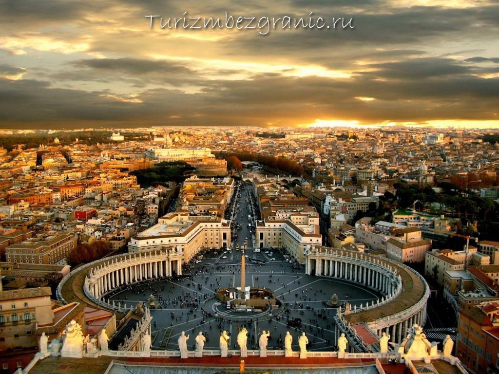 Самые красивые города западной европы