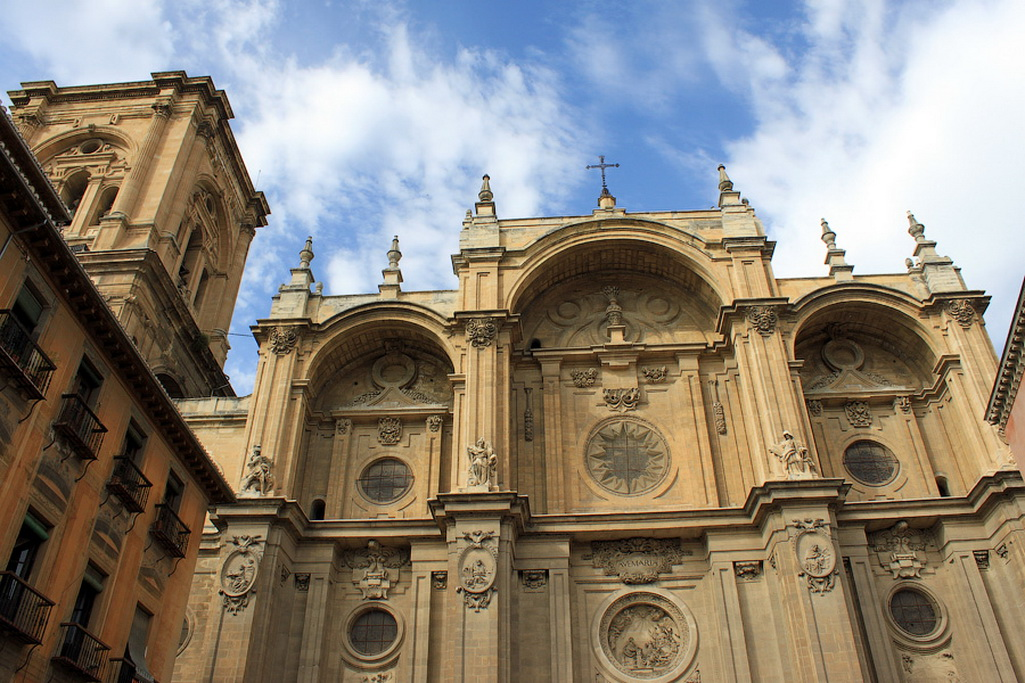 3. Кафедральный собор Гранады