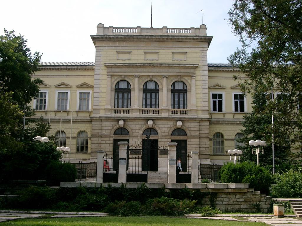 архитекутрный музей в Варне