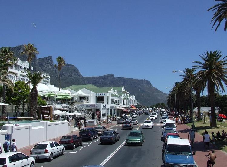 В Кейптауне