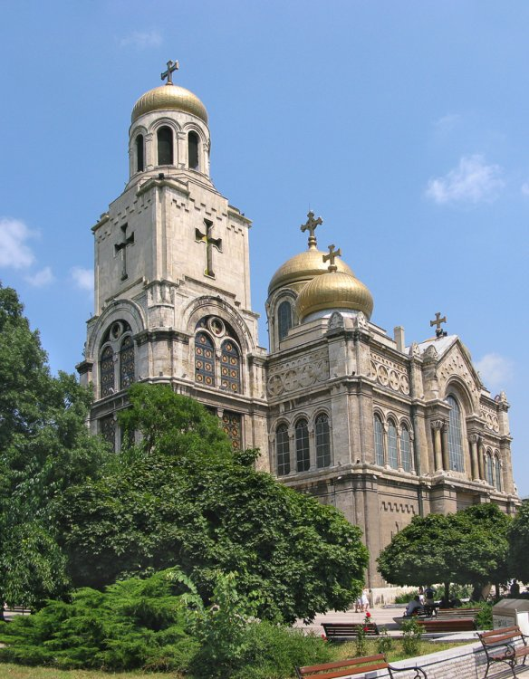 Кафедральный собор Успения Пресвятой Богородицы в Варне