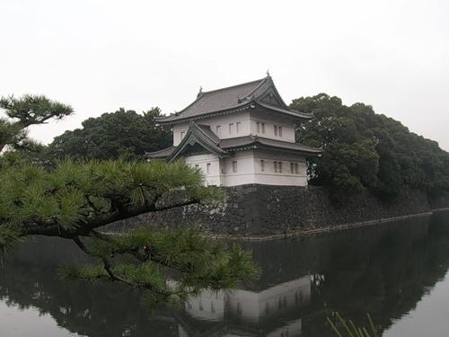 Замок Эдо в Токио