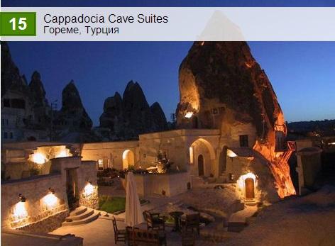 Cappadocia Cave Suites. Гореме