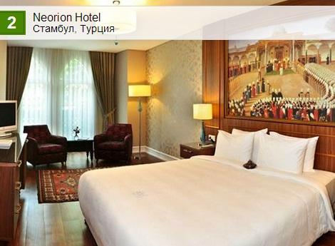 Neorion Hotel. Стамбул