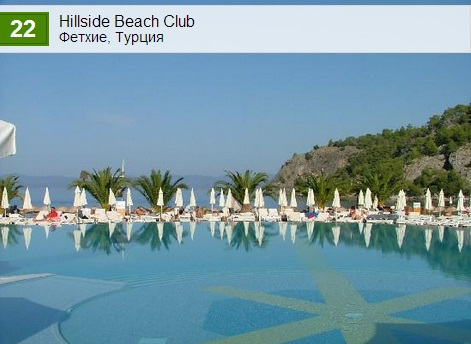 Hillside Beach Club. Фетхие