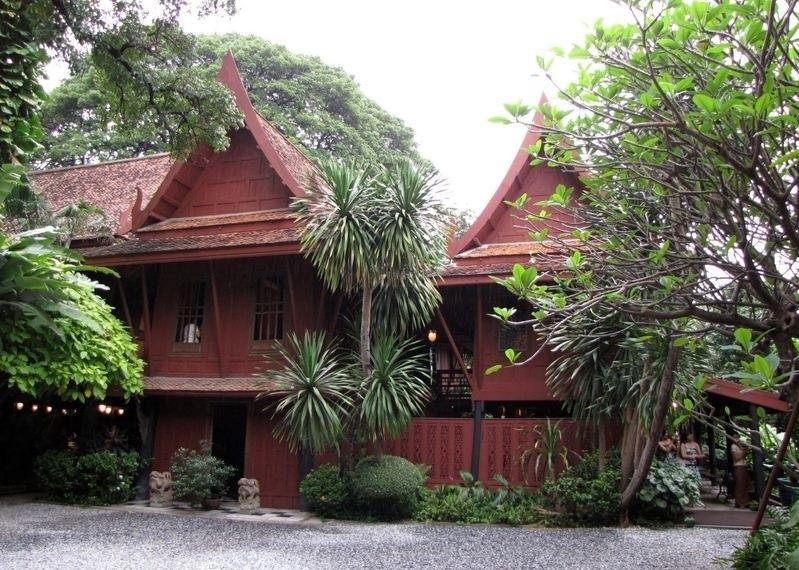 Дом Джима Томпсона