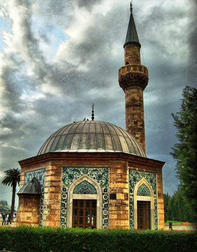 Мечеть Konak Camii