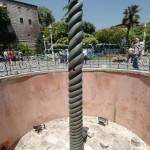 Змеинная колонна в Стамбуле