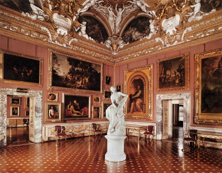 Дворец Питти Галерея Палатина