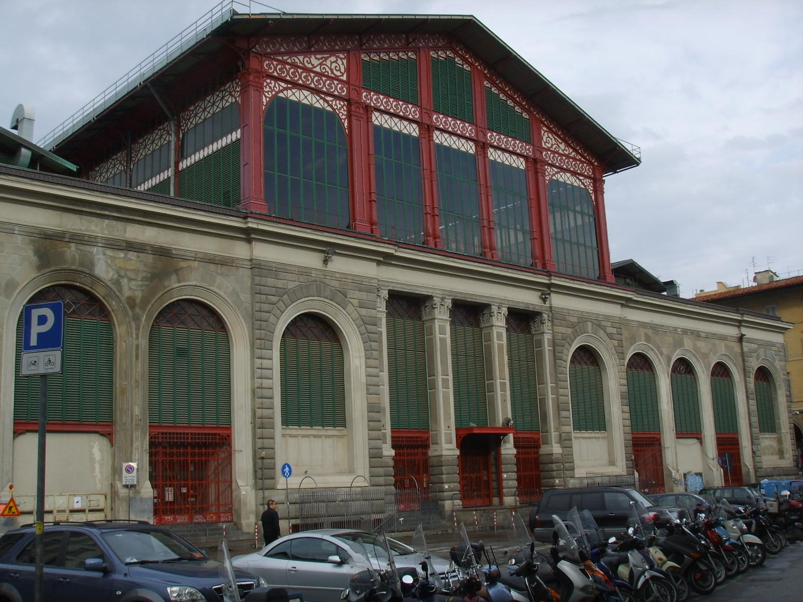Рынок Mercado Centrale