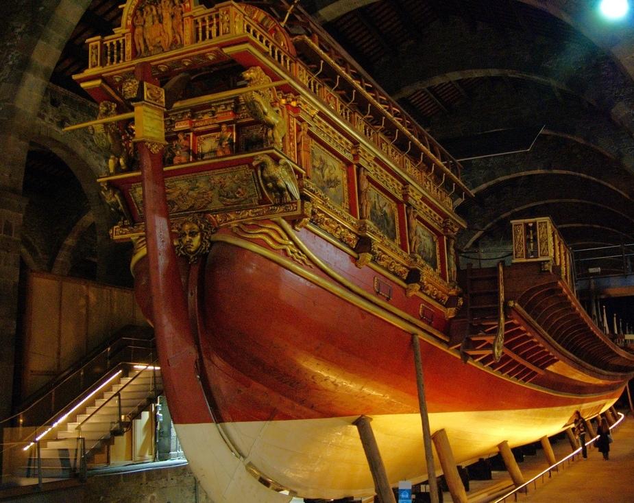 В Морском Музее Мадрида