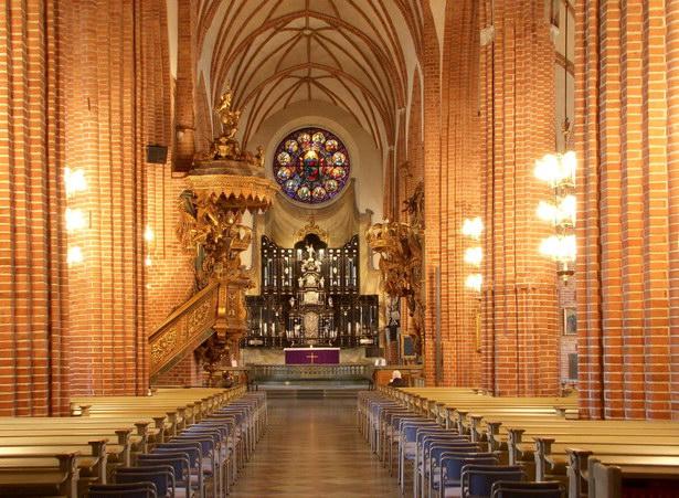 Кафедральный собор святого Николая в Стокгльме