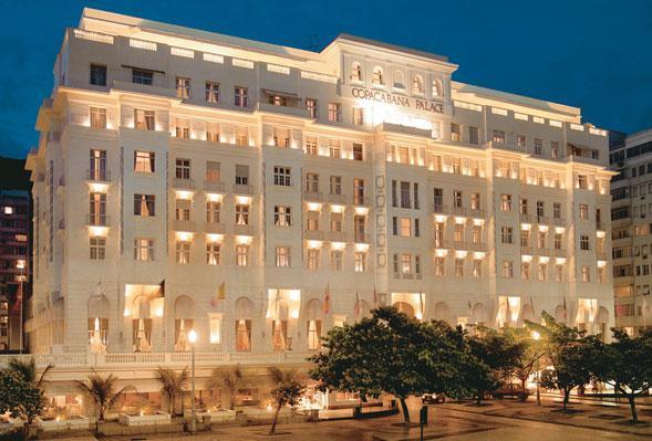 отель копакабана