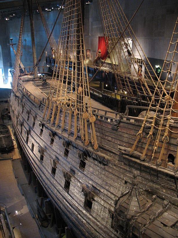 Корабль Васа