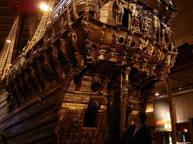 Статуи на корабле Васа