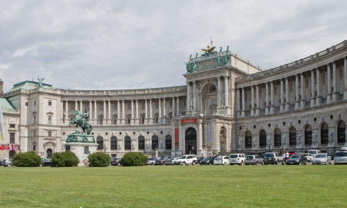 Хофбург в Вене, что посмотреть в Вене