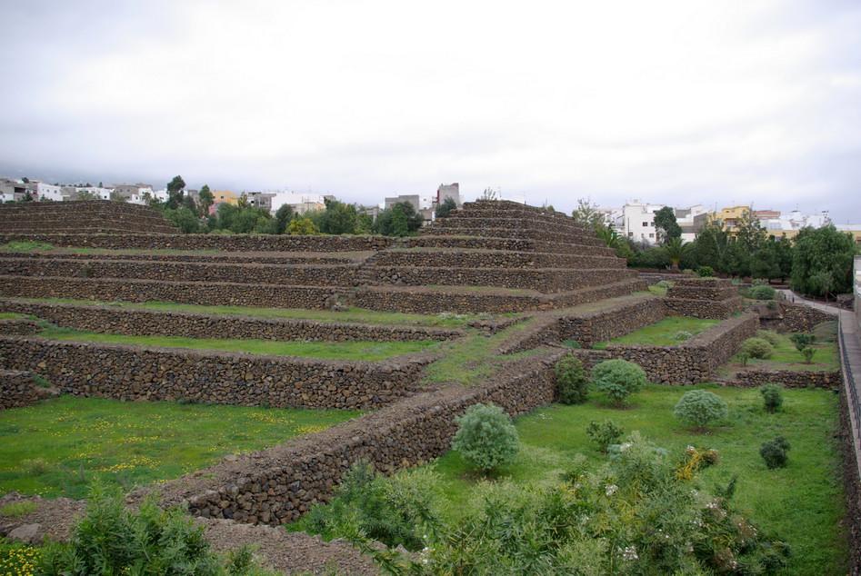 Пирамида в Гуимар