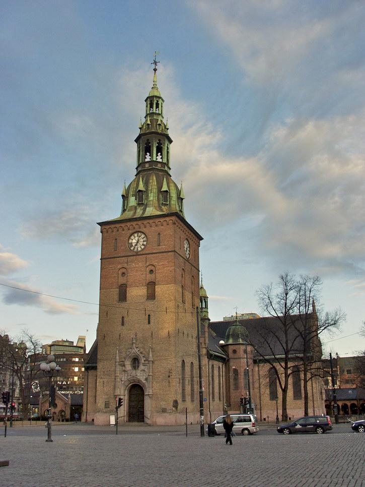 Кафедральный собор в Осло