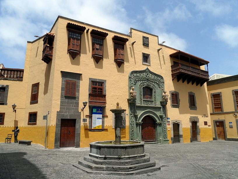 Дом Колумба в Лас Пальмас