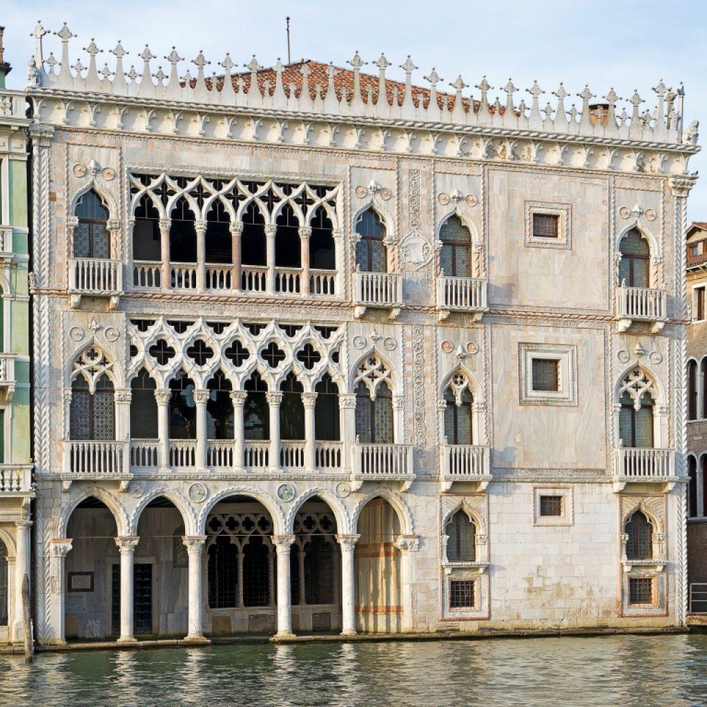 Золотой Дом в Венеции