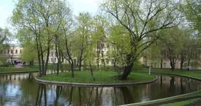 Юсуповский сад в Петербурге. Фото-прогулка