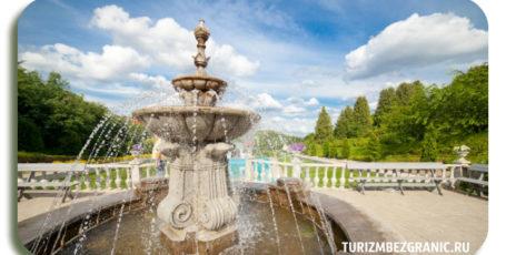 Уютные парки и скверы Владимира
