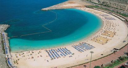 Лучшие пляжи Испании