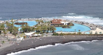 Канарские острова — страна вечной весны. Тенерифе.
