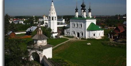 Александровский монастырь в Суздале