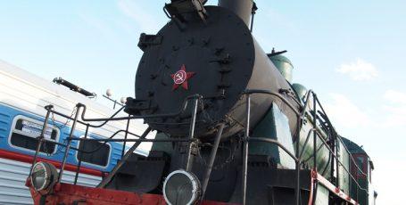 Музей Железнодорожной Техники на Варшавском Вокзале (Санкт-Петербург)