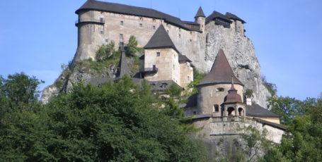 Замки Словакии. Топ-5 замков Словакии.