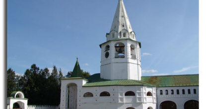 Соборная колокольня Суздальского Кремля